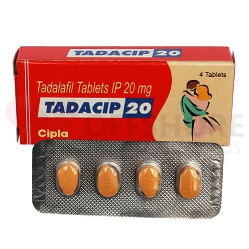 Tadacip Tabletten